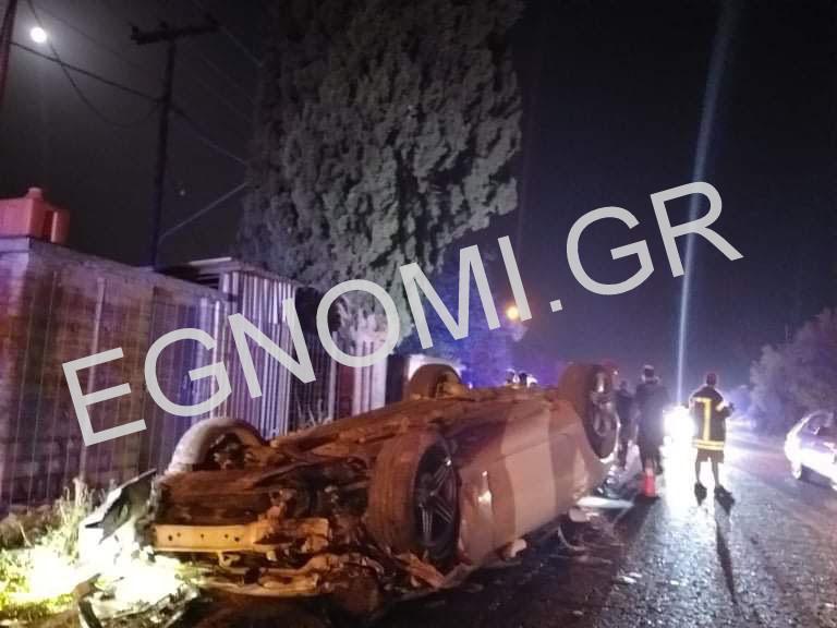 Θρήνος στην Χαλκίδα: Δύο 19χρονοι φίλοι νεκροί σε τροχαίο με μηχανή(ΦΩΤΟ)