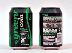 Πιές μια Green Cola