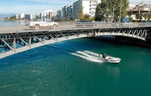 ΧΑΛΚΙΔΑ: Κλειστή η γέφυρα για τα πλοία κάθε Σάββατο
