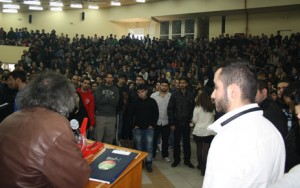 Nέες κινητοποιήσεις φοιτητών του TEI Xαλκίδας