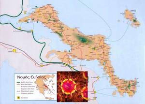 ΕΥΒΟΙΑ - ΚΟΡΩΝΟΪΟΣ: Πού εντοπίζονται τα κρούσματα της Τρίτης
