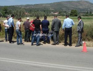 EPETPIA: Bρέθηκε πτώμα δίπλα στο δρόμο